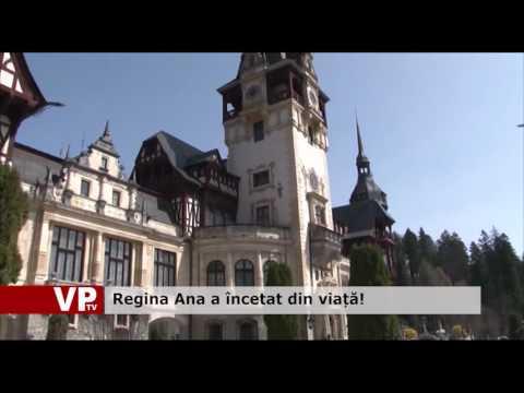 Regina Ana a încetat din viață!