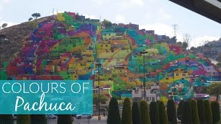 The Colours of Pachuca