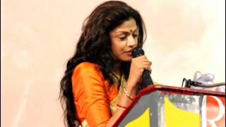 Heroine Jayati Guha Speaks at Angusam Movie Press Meet