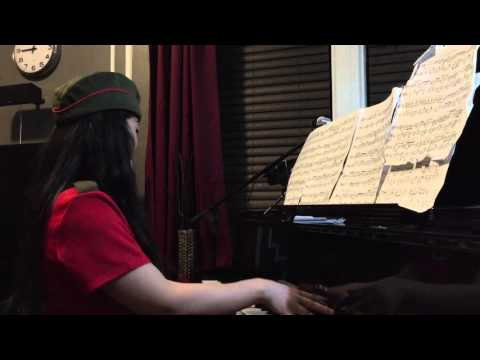 Graceful Ghost Rag performed by Lianhua Chi
