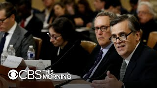 House Judiciary Committee impeachment hearing splits along party lines