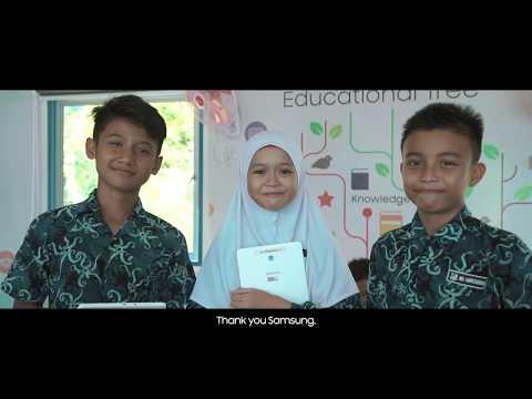 'My School, My Home' Powered by Samsung