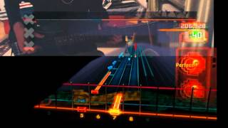 "Rocksmith 2014 ""Fix Me - 10 Years"" CDLC Score Attack 99,84% (Bass)"