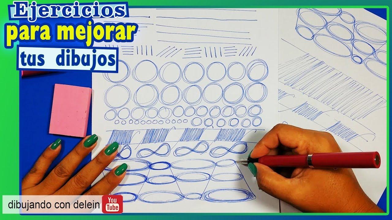 Tips para mejorar tus dibujos | Manualidades