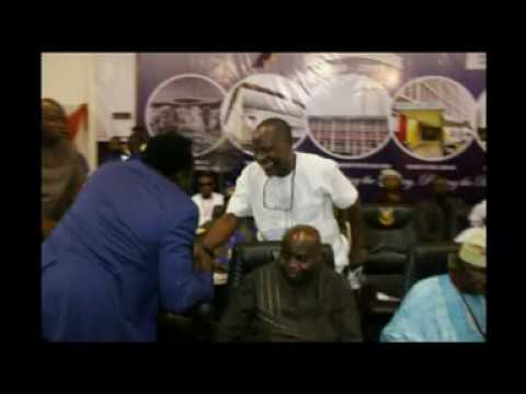 OSUPA AND ALUWE ARE AWARDED AT 70TH ANNIVERSARY OF UNIVERSITY OF IBADAN