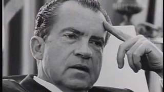 "Richard Nixon - ""The Silent Majority"""