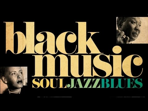 The Best of Black Music – Soul Jazz & Blues Vol. 2