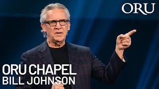 ORU Chapel 2020: Keys To Mental, Emotional, And Physical Health By Bill Johnson | Jan. 24th, 2020