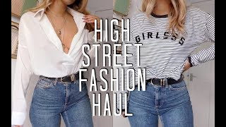 High Street Fashion Haul - Topshop & Missguided | Fashion Influx