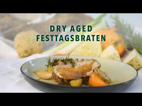 Dry Aged Festtagsbraten