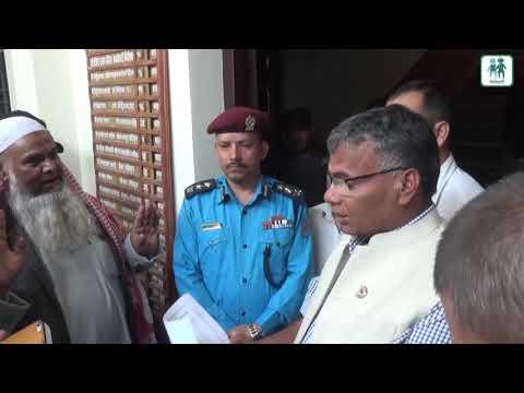 कालिमाटी तरकारी बजारमा सरकारी अनुगमन टोलीलाई व्यापारीले ४ घन्टा थुने