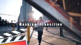 Final Cut Pro X マスキングトランジションのやり方。