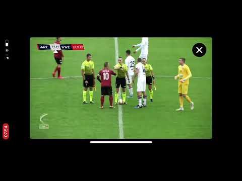 Arezzo-V.Verona 0-3, la sintesi della partita