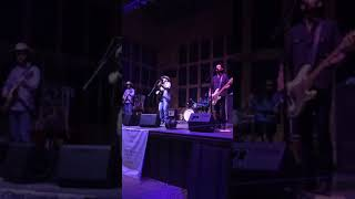 """Brandon Rhyder """"Here and the front door"""" at The Rustic. Dallas, TX"""