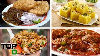 Top 10 Most Famous Indian Dishes