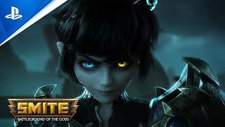 PlayStation Smite - New Goddess Reveal: Charybdis | PS4 anuncio