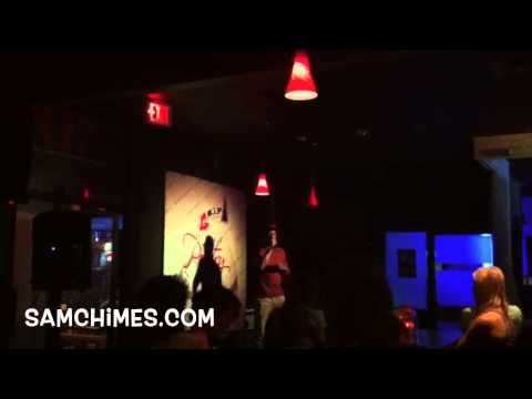 Poem for Shorty at Rouge Lounge open mic