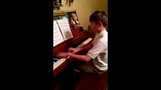 <b>Philip Lindholm</b> Playing Come Thou Fount Arranged By David Nevue