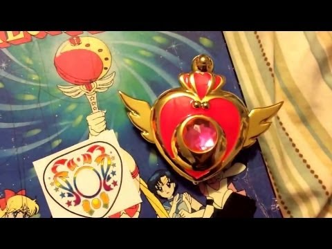 Starlight Studios Sailor Moon Crisis Brooch Mirror Review