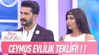 Mustafa'nın Ceyda'ya evlilik teklifi - Esra Erol'da 20 Haziran 2017