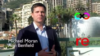 Michael Moran, Aon Benfield on why reinsurers need to look to new risks