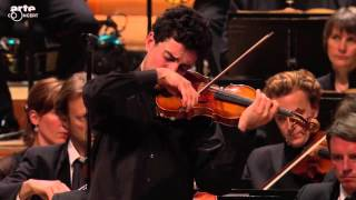 Sergey Khachatryan plays Bruch violin concerto