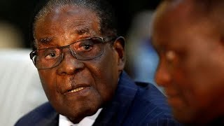 Military ousts Mugabe from power in Zimbabwe