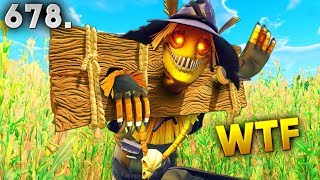 Fortnite Funny WTF Fails and Daily Best Moments Ep.678