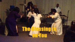 """Donald Lawrence """"The Blessing is on You"""""""