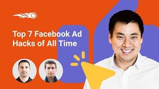 Top 7 Facebook Marketing Strategies & Advertisement Hacks of All Time