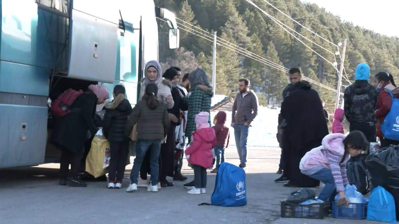 Κλείνει οριστικά η Δομή στα Γρεβενά- Αποχώρηση των προσφύγων