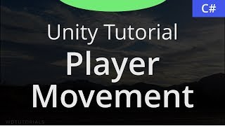 Unity ECS - Player Movement (Tutorial)