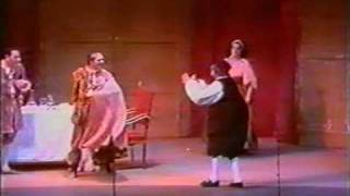 LA PROPOSTA DI MATRIMONIO da LA FANCIULLA CHE CAMPAVA DI VENTO Musical di Tony Cucchiara