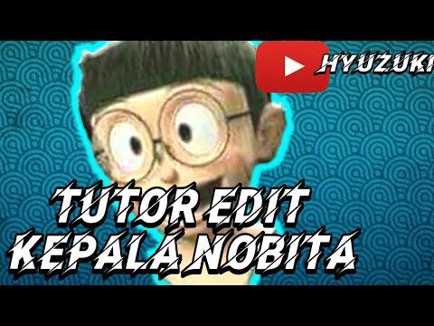 Cara Edit Foto Kepala Nobita 3d Di Picsay Pro