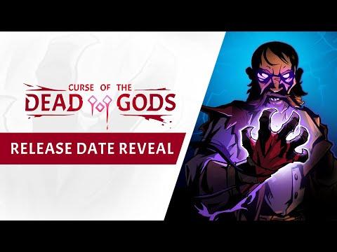 Release Date Reveal Trailer de Curse of the Dead Gods