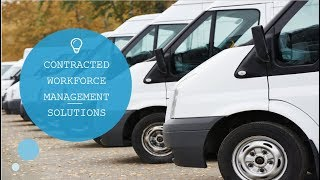 ServicePower: Managing Contractors and Warranty Claims Management