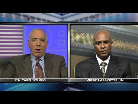 Darrell Hazell One-on-One Interview
