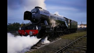 How the Flying Scotsman was made