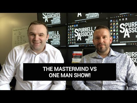 The Mastermind Vs One Man Show
