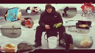 Зимняя рыбалка в германии