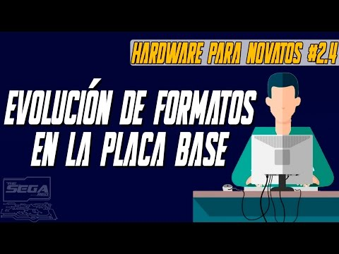 Evolución de formatos en la Placa Base | Diferencia entre XT, AT, ATX, ITX | Hardware Para Novatos