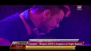 ATB & Cazzette - Weapon (EDX's Acapulco At Night Remix) (Live @ Darwin 2014)