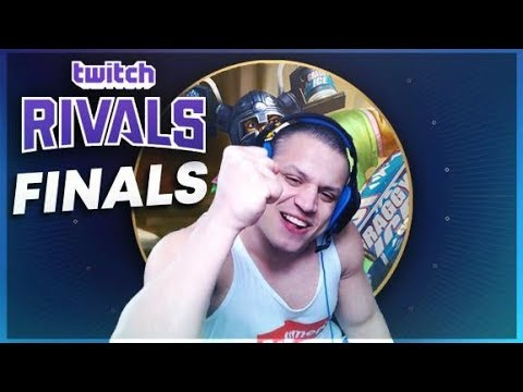 Twitch Rivals FINALS! (Team Tyler1) | League of Legends