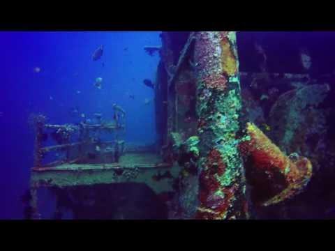 """"""" Camia II """"  Ship Wreck Dive Boracay Island. 2016"""