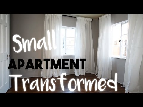 Transforming a Small Apartment Without Breaking the Bank | Our First Home!