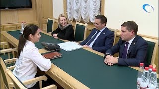 На должность министра спорта и молодежной политики претендуют Кристина Михайлова и Григорий Горчаков