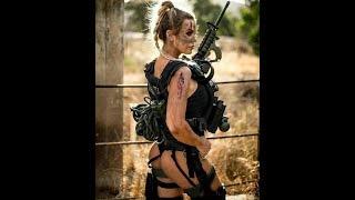 Девушки и оружие    Красивые и опасные    Подборка приколов