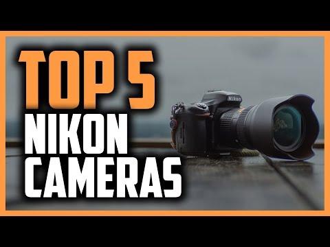 Best Nikon Cameras in 2020 [Top 5 Picks]