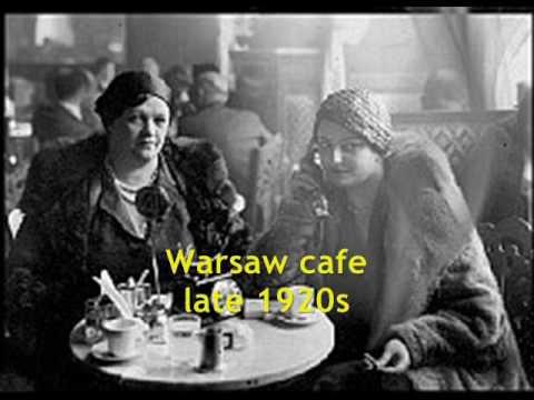 Polish tango: Mieczysław Fogg - Jesteś bez serca, 1937
