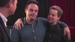 Ant And Dec - Count On Me